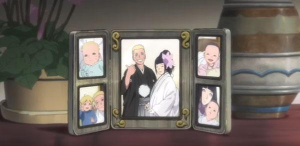 NARUTO ナルト・ヒナタ結婚
