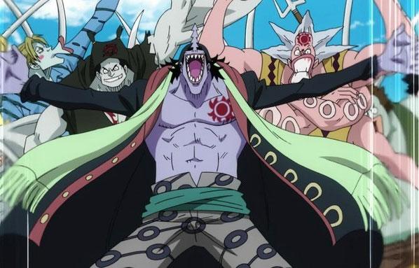 アーロン海賊団