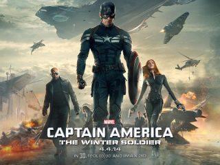 キャプテンアメリカ ウィンターソルジャー