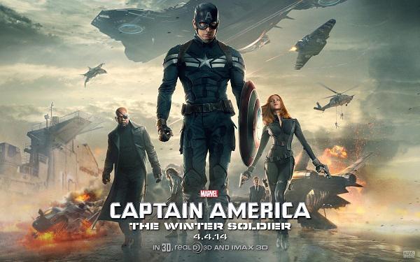 キャプテン アメリカ ウィンター ソルジャー 無料