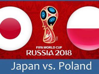 ワールドカップ2018日本vsポーランド